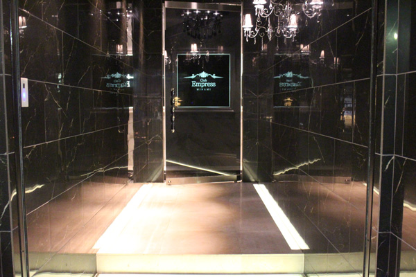 club Empress ミナミ店の外観画像
